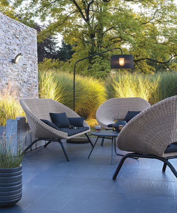 36 Great Ideas of Modern Outdoor Furniture