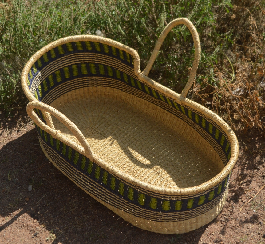 baby-moses-basket-crib-nursery-basket