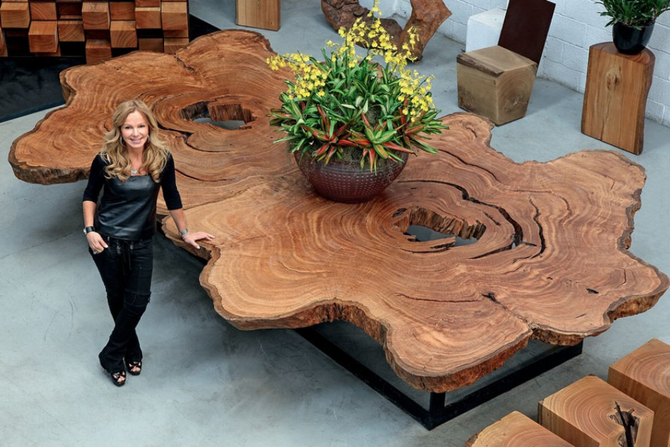 View in gallery mind blowing natural wood installations by tora brasil 2  thumb 630x420 23779 Mind Blowing Natural Wood