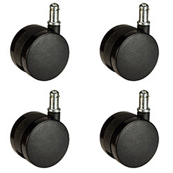 nylon chair casters