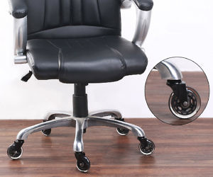 Office Chair Wheels Home Interior