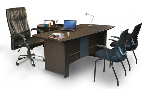 Executive Table Set, CEO Table, Executive Tables And Chairs, Office