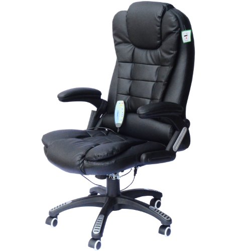 6 Heated Office Chairs & Chair Pads of 2019 (With Massage Function)
