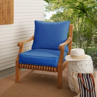 Buy Blue Outdoor Cushions & Pillows Online at Overstock | Our Best