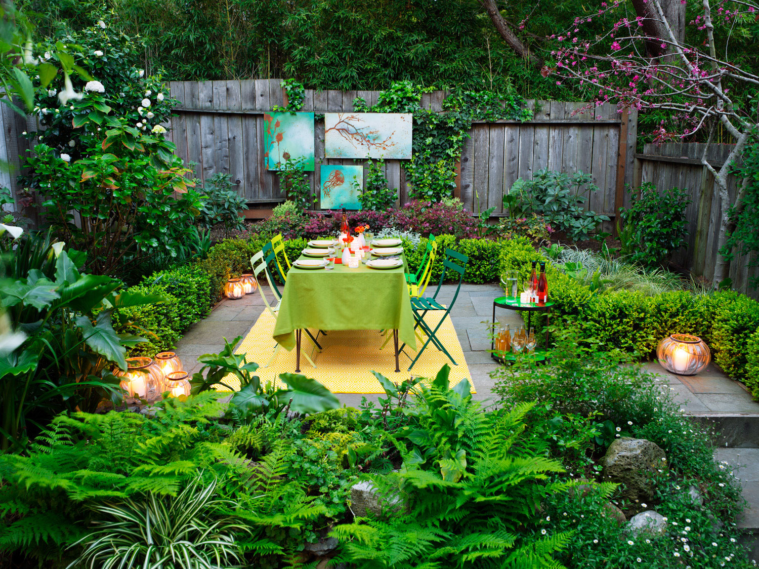 Outdoor decorating ideas