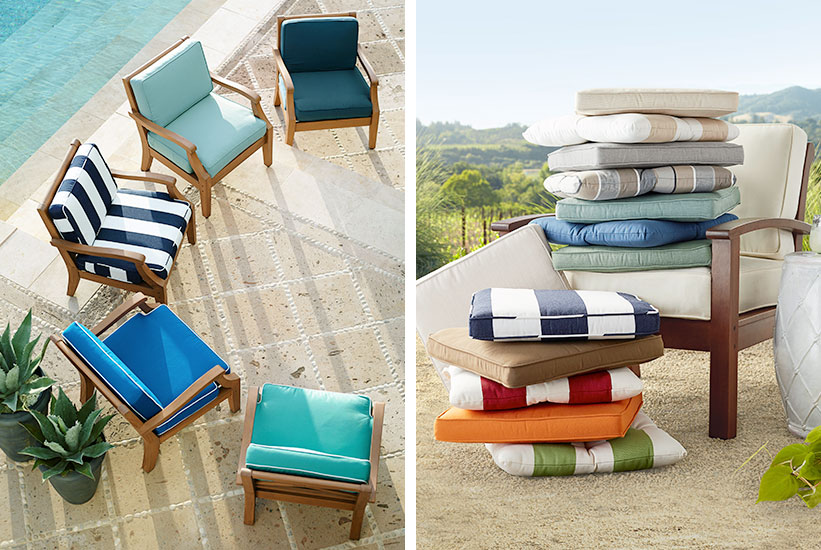 DIY Patio Cushions: How to Make Outdoor Cushions