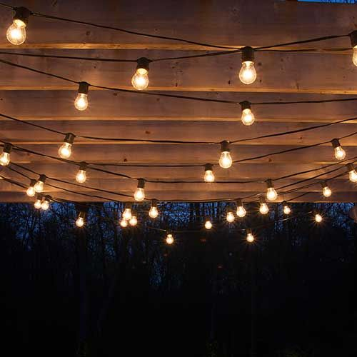 How to Plan and Hang Patio Lights in 2019 | Patio Lights & Outdoor