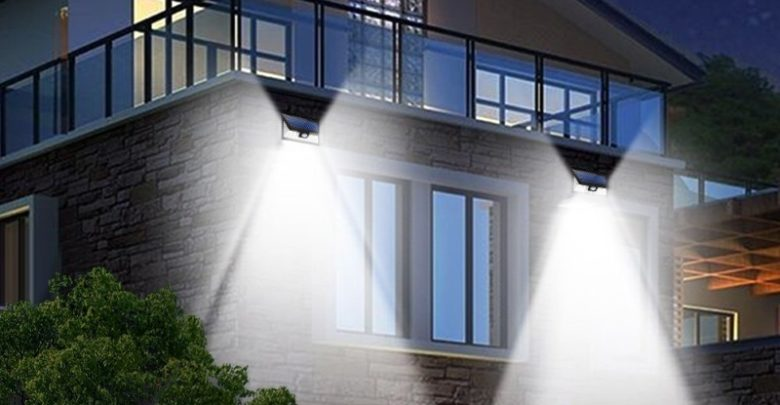 The 5 Best LED Outdoor Solar Lights - [2018 / 2019]