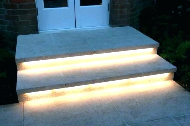 Stair Lights Led Outdoor Stair Lights Led Led Step Lights Outdoor