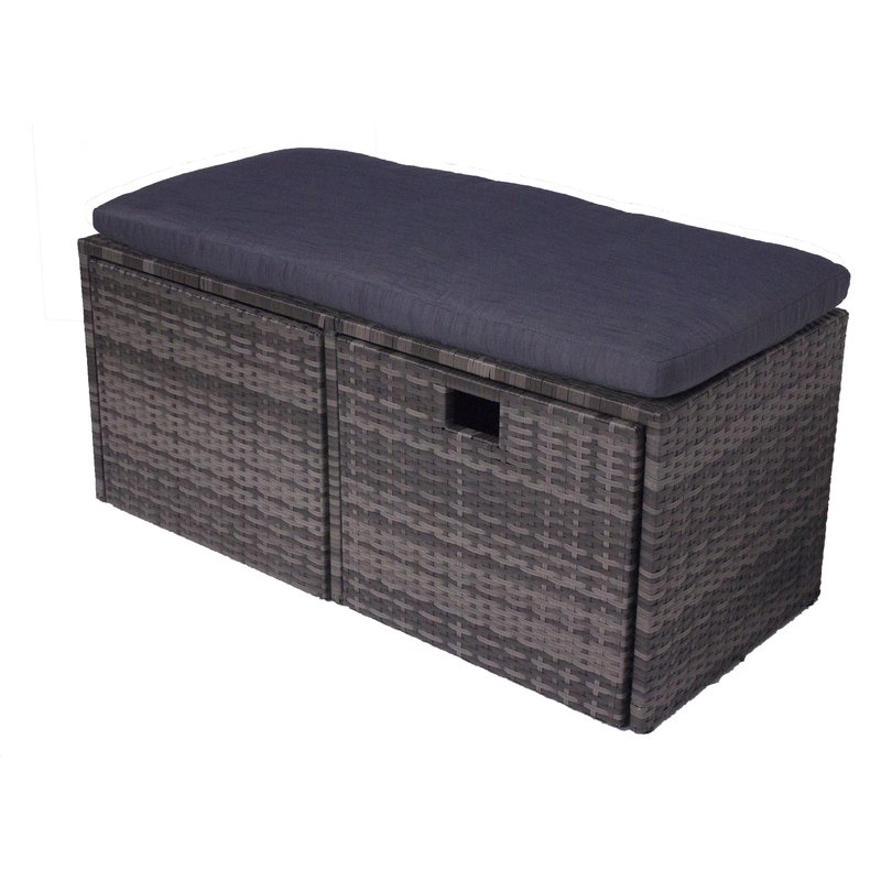 India Outdoor Storage Bench
