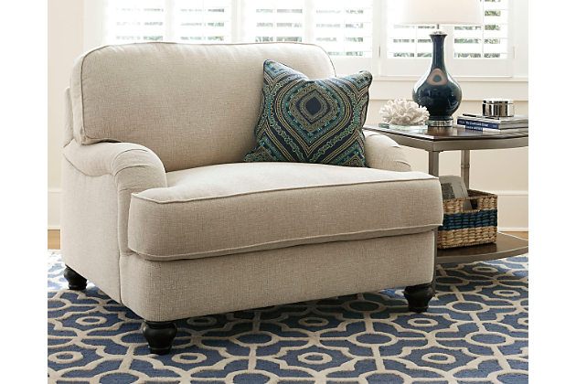 Harahan Oversized Chair, , large