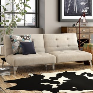 Lewis Oversized Sleeper Loveseat