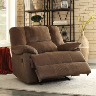 Omaha Over-sized Manual Glider Recliner