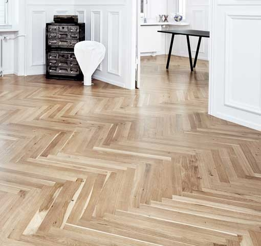 22mm junckers single stave oak parquet flooring 623.5mm long VHHLOWJ