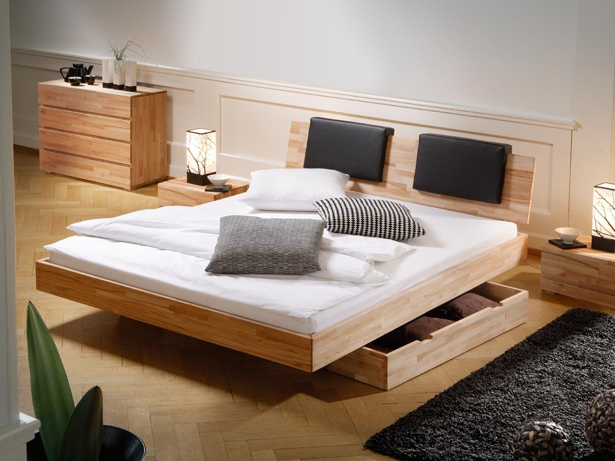 Rustic Platform Bed Ideas