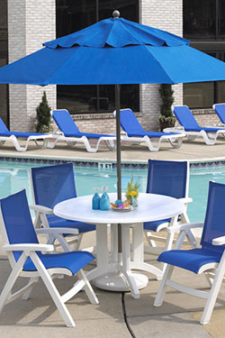 Pool Furniture - North Carolina - Pool Professionals