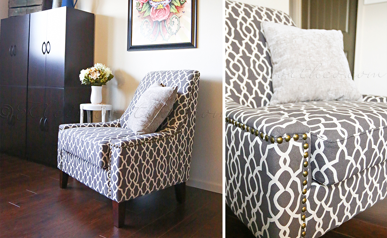 Unique Printed Accent Chairs
