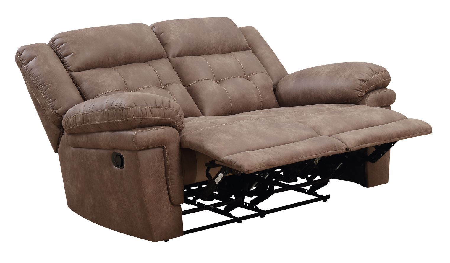 Picture of ANASTASIA REC LOVESEAT- COCOA