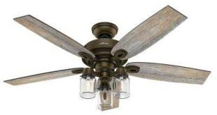 Rustic - Ceiling Fans - Lighting - The Home Depot