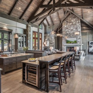 75 Most Popular Rustic Kitchen Design Ideas for 2019 - Stylish Rustic  Kitchen Remodeling Pictures | Houzz