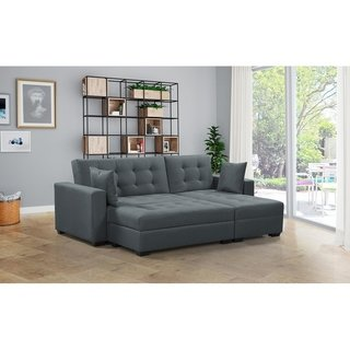 Buy Sleeper Sectional Sofas Online at Overstock | Our Best Living Room  Furniture Deals