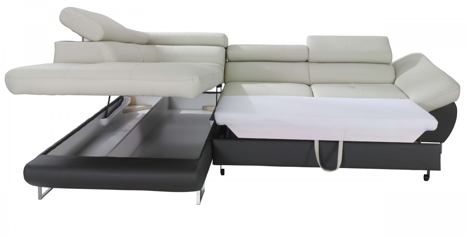 Fabio Sectional Sofa Sleeper with Storage | Creative Furniture, $3,100.00,  Creative Furniture,