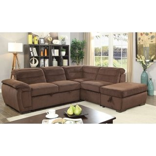 Buy Convertible Sectional Sofas Online at Overstock | Our Best Living Room  Furniture Deals