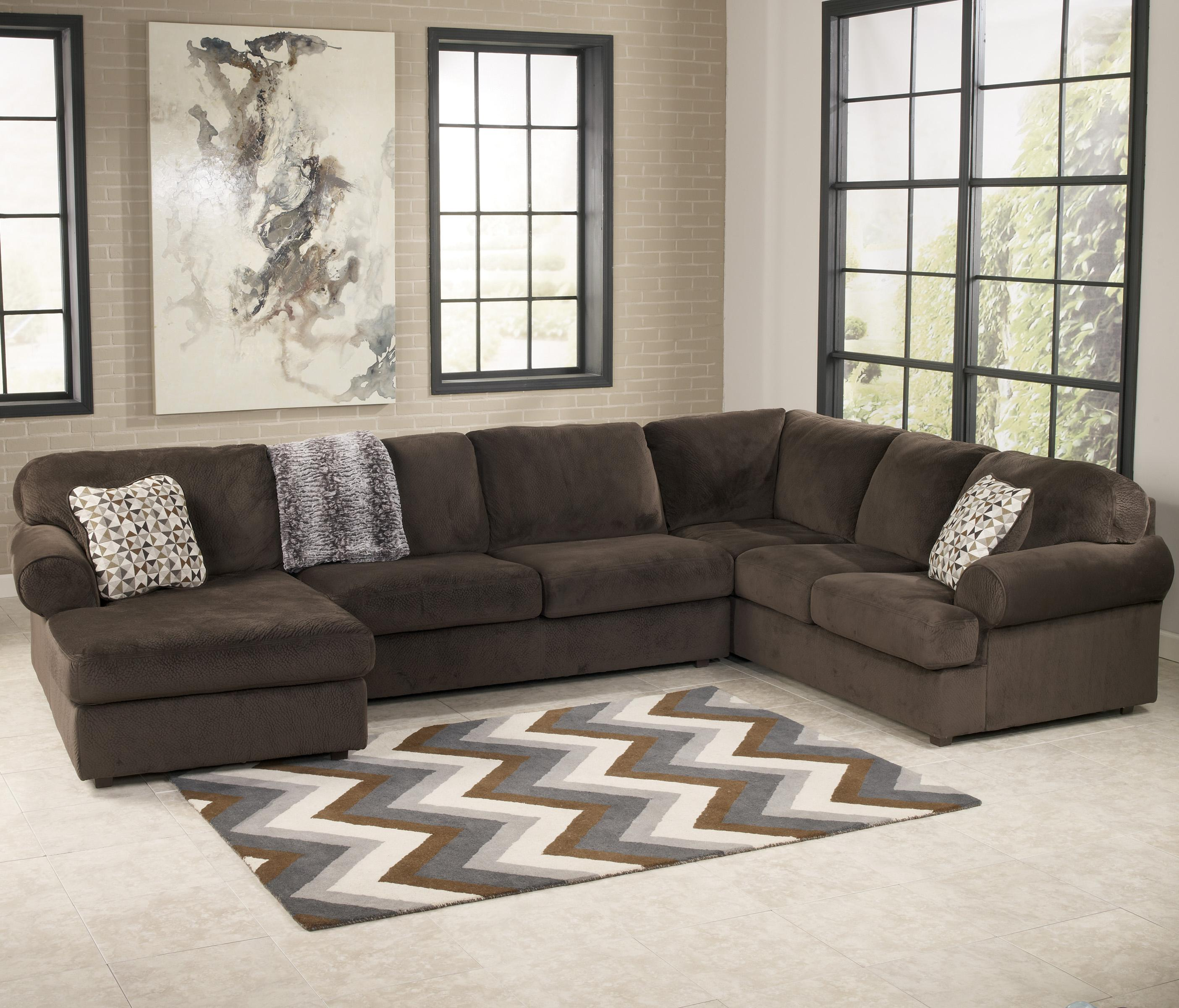 Sectional Sofa with Left Chaise