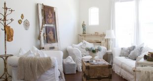 10 Shabby Chic Living Room Designs