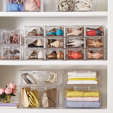 DRAWERS. Hanging Shoe Rack