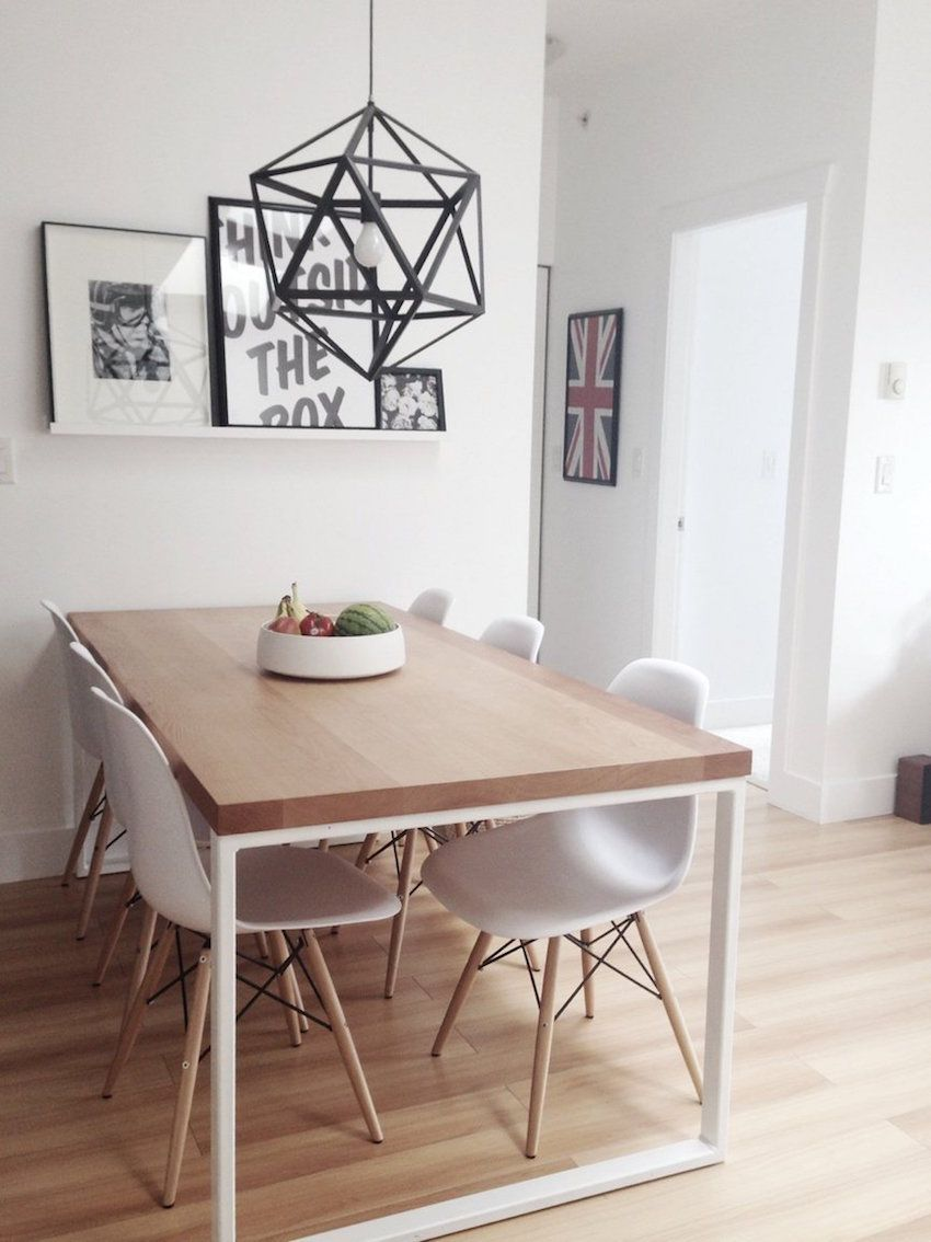 10-Inspiring-Small-Dining-Tables-That-You-Gonna-Love-3 10-Inspiring-Small- Dining-Tables-That-You-Gonna-Love-3