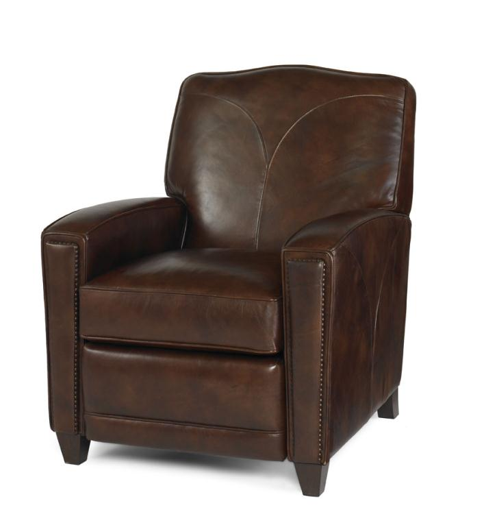 HOW TO DECORATE YOUR HOME USING SMALL LEATHER RECLINERS small leather  recliner chair