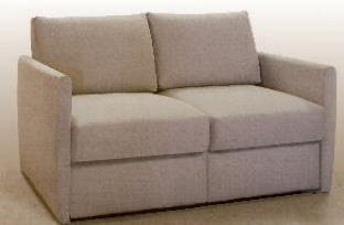small loveseat or sofa