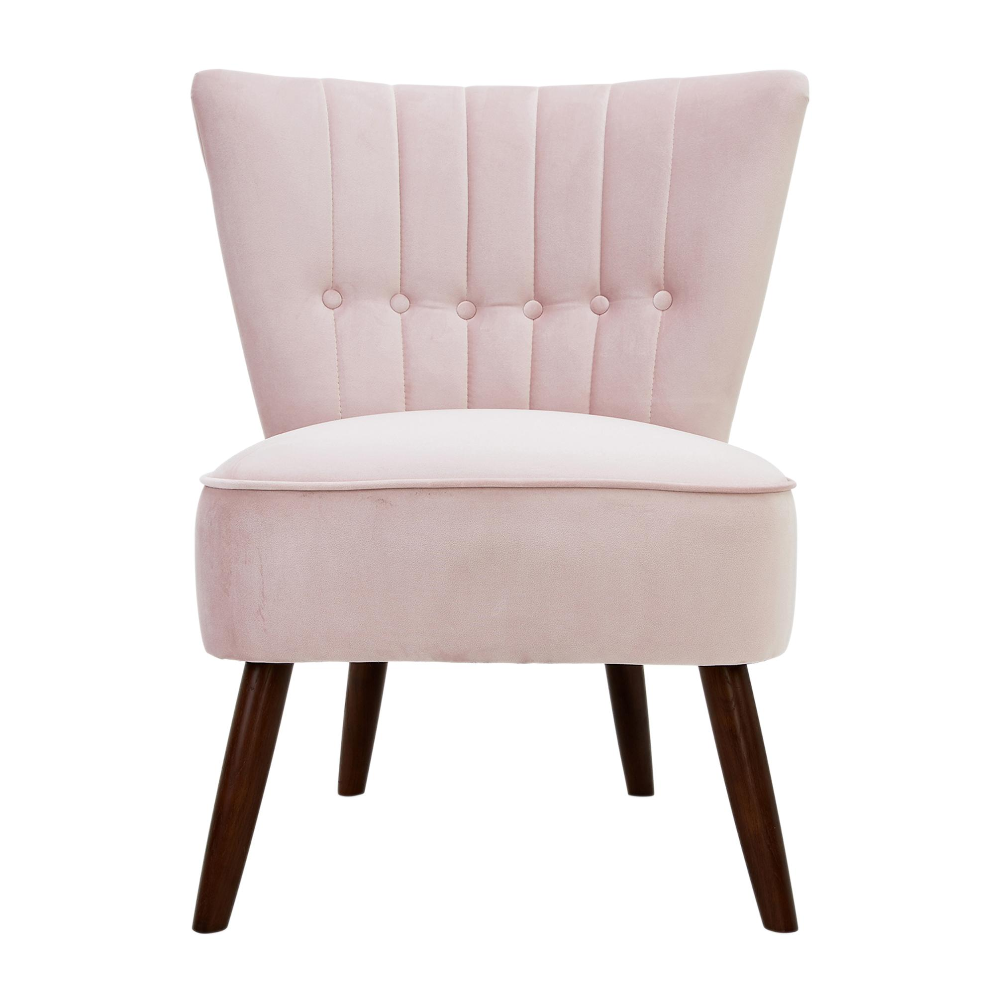 Isla Chair - Blush Pink