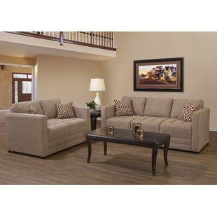 Eccleshall Configurable Living Room Set