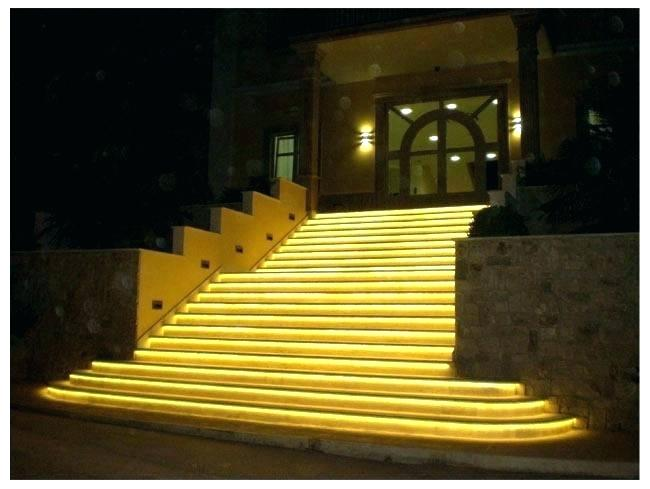 solar lights for stairways stairwell lighting fixtures stair outdoor