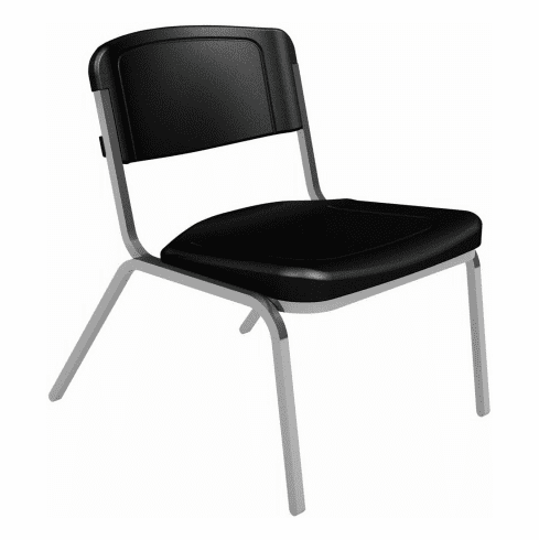 Iceberg Big and Tall Stackable Chairs [64021] Free Shipping