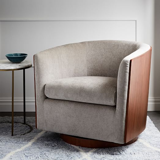 Luther Swivel Chair