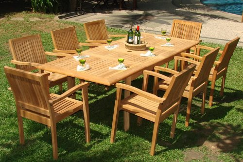 best teak outdoor furniture