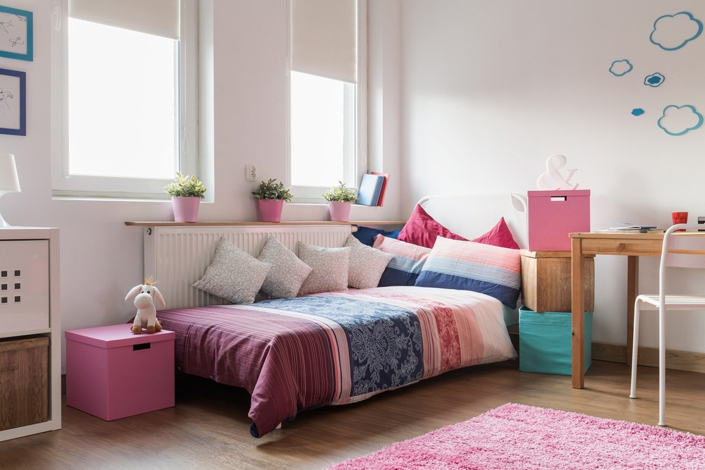 28 Teen Bedroom Ideas for the Ultimate Room Makeover | Extra Space