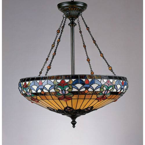Tiffany Pendant Light For Downlight