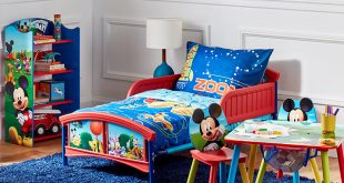 Create a room any toddler will adore.