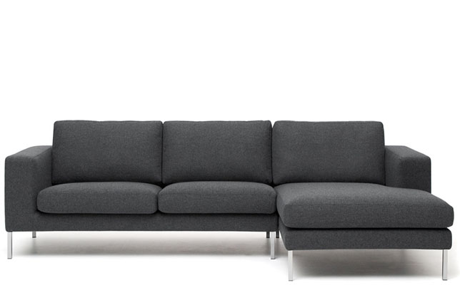 gray modern sectional couches 2019