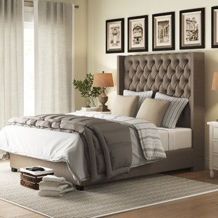 Upholstered Beds You'll Love