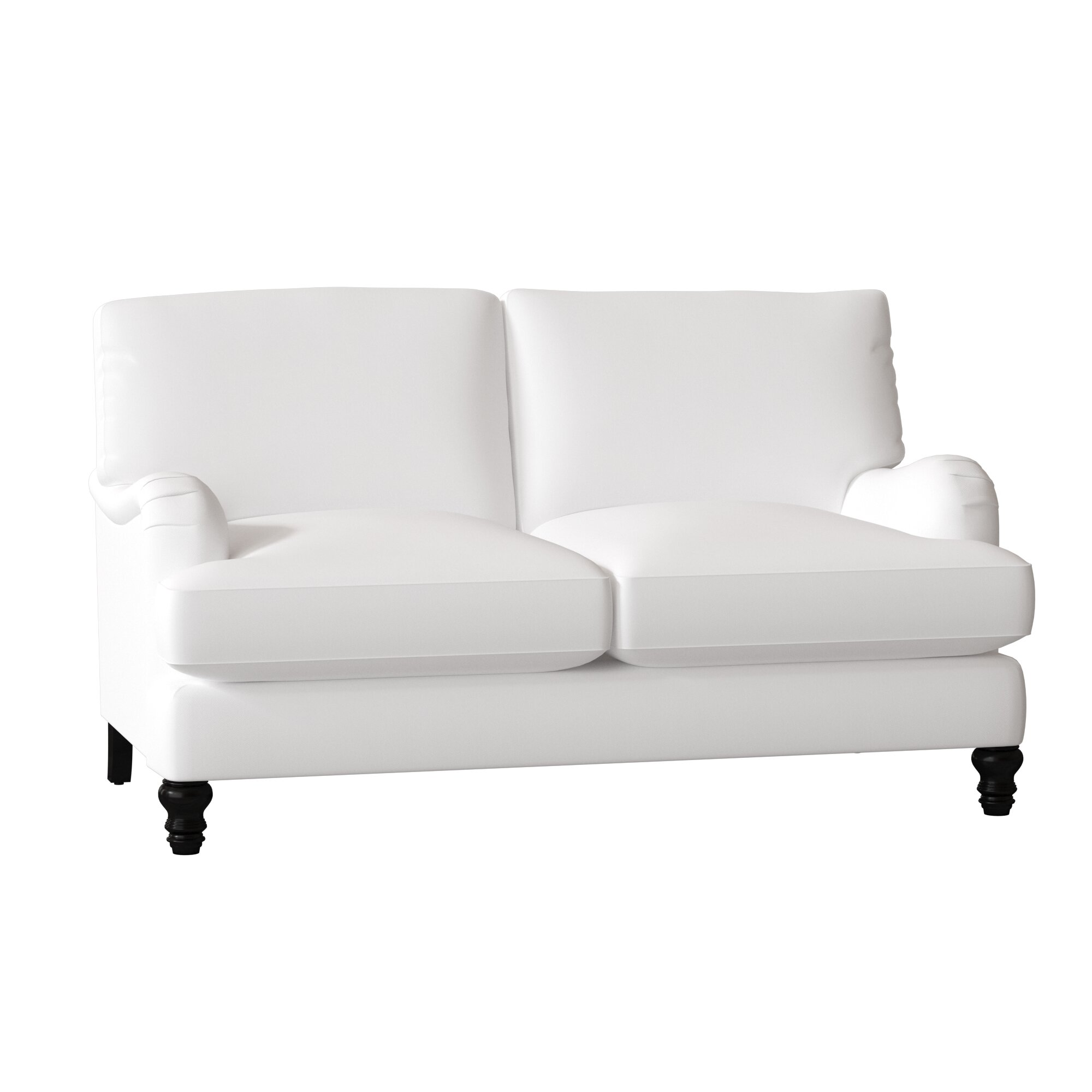Birch Lane™ Heritage Montgomery Upholstered Loveseat & Reviews | Birch Lane