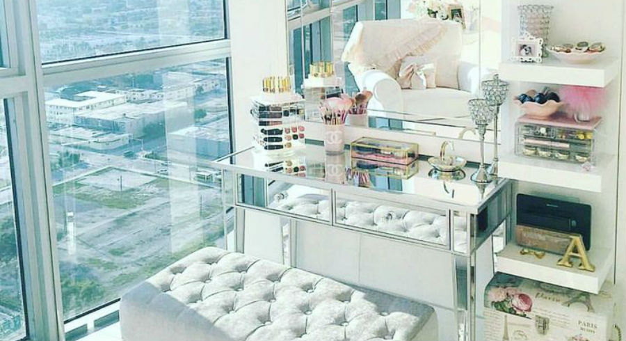 9 vanity table design and decor ideas