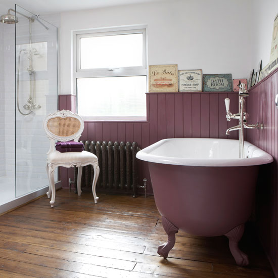 Victorian-style bathroom makeover | Ideal Home bathroom makeover | Bathroom  design idea | PHOTO