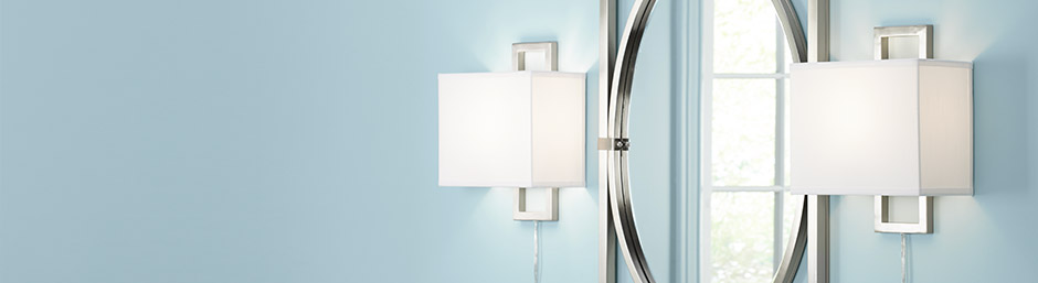 Wall Lights - Decorative Wall Light Fixtures | Lamps Plus