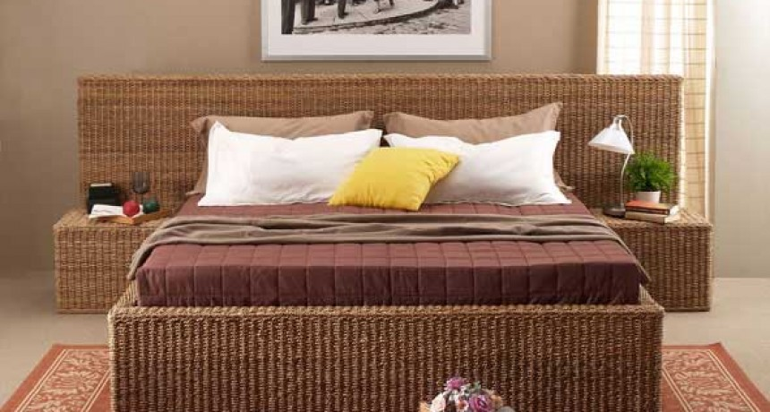 Legion Bedroom Furniture: Unicane Wicker and Rattan Furniture Singapore