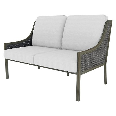 Fabron Wicker Loveseat - Threshold™